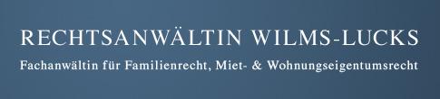 Firmenlogo Claudia Wilms-Lucks (Rechtsanwältin Claudia Wilms-Lucks)